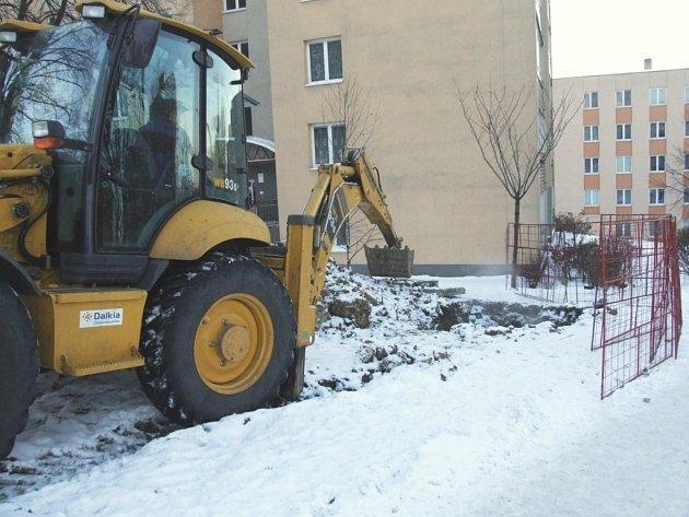 Oprava potrubí