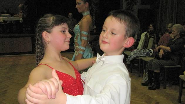 Taneční soutěž Havířovské mládí
