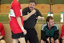 Trenér Hudeček připravil své svěřence na zápas v Plzni na výbornou.