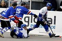 Karvinští hokejbalisté v poháru skončili.