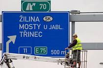 Zahájení provozu na novém úseku obchvatu Českého Těšína
