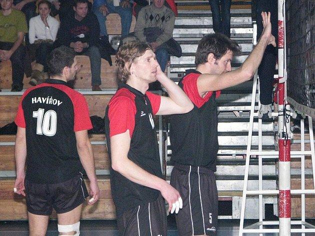 Volejbalisté Havířova se již připravují na svou první sezonu v nejvyšší soutěži.