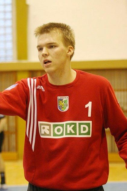 Tomáš Mrkva táhne svůj tým za titulem.