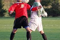 Podle posledního vývoje ve fotbalových soutěžích se zdá, že až čtyři týmy by z krajského přeboru do I.A tříd popadat neměly.