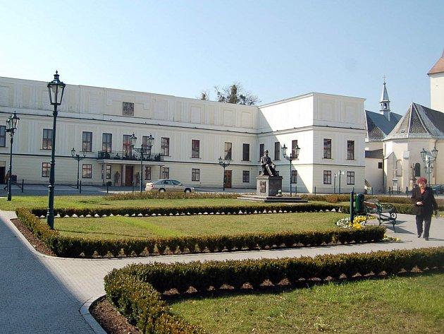 Frýštátský zámek