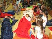 Ivan Fabík upoutal pozornost dětí povídáním o Japonsku.