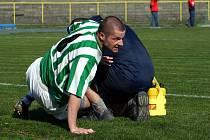 David Sourada patří k nejzkušenějším a nejplatnějším hráčům MFK.
