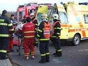 Nehoda v Šenově