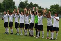 Dětmarovice se radují, po perfektním výkonu vybraly Háj ve Slezsku.