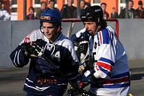 Karvinští hokejbalisté se v Bratislavě na Eurocupu připravovali na víkendový Český pohár.
