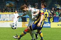Slezský FC Opava - SK Spartak Hulín 1:0
