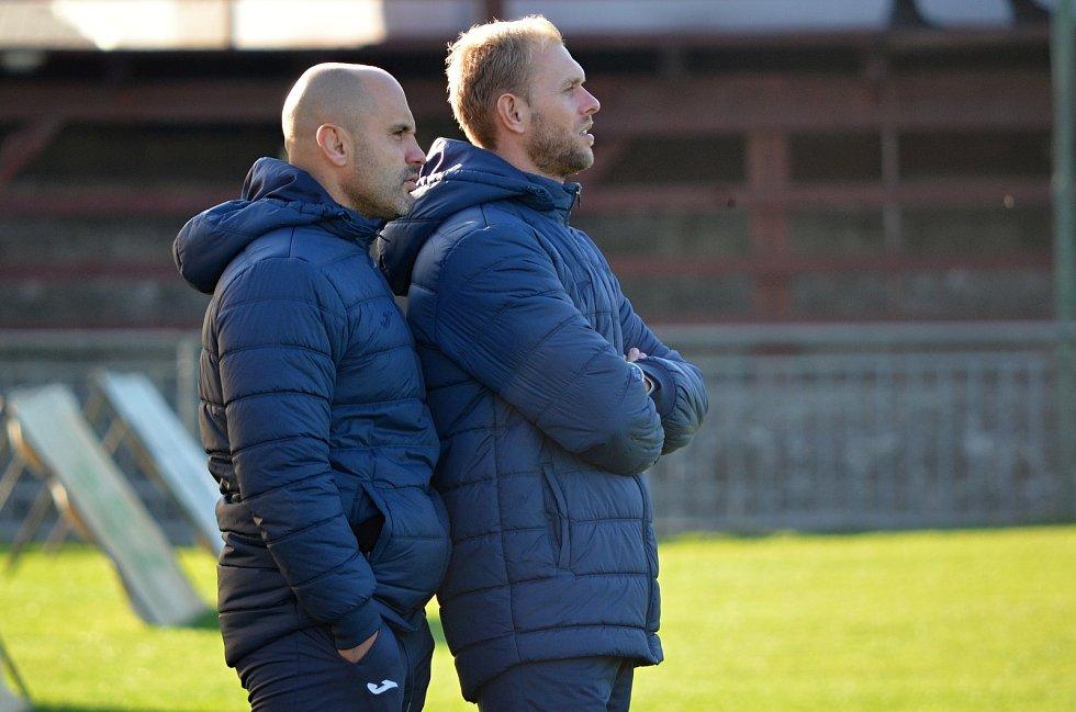 Roman West, nový trenér SFC Opava