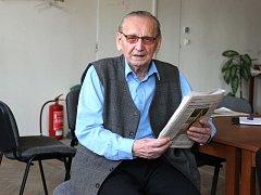 Autorem myšlenky adaptovat štěrkovnu na účelovou vodní nádrž je Josef Boček z Píště.