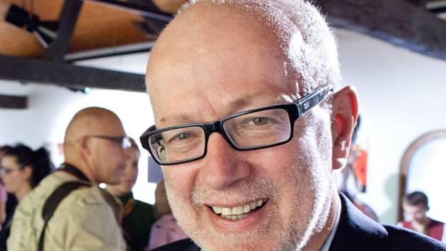Profesor Vladimír Birgus.