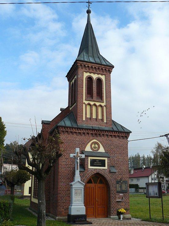 Kaple na Svobodě.