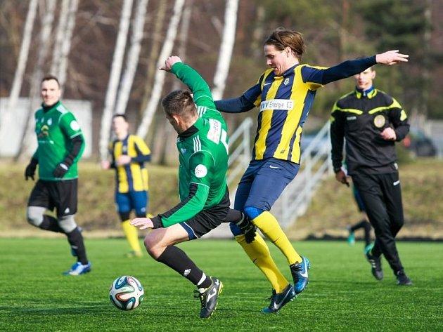 K.S. Energetyk ROW Rybnik – Slezský FC Opava 1:1