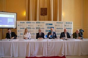 Setkání Sdružení obcí Hlučínska pořádané redakcí Opavského a hlučínského deníku a eventovým oddělením Deník s vámi z vydavatelství Vltava Labe Media 17. dubna 2019 v Kravařích.