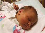 Adéla Buchtová se narodila 14. února, vážila 3,76 kilogramů a měřila 49 centimetrů. Rodiče Denisa a Miroslav z Opavy jí do života přejí zdraví a štěstí. Na Adélku už doma čeká bratříček Jáchymek.