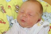 """Natálie Pechníková se narodila 5. března, vážila 3,16 kg a měřila 51 cm. """"Hodně štěstí,"""" popřáli jí do života rodiče Martina a Lukáš z Opavy. Doma se na ni už těší bráška David."""