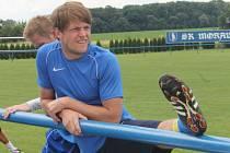 Posila do defenzivy se rýsuje Slezskému FC Opava. Na úterním tréninku v Oldřišově se k týmu připojil sedmadvacetiletý stoper Radim Kuděla, který poslední čtyři sezony strávil v konkurenčním Třinci.