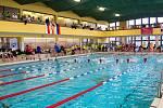 25. ročník plaveckých závodů.