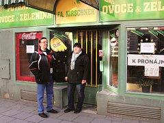 Rodina Kirschnerova musela po dvaceti letech podnikání na Olomoucké ulici v Opavě svou prodejnu v březnu zavřít.