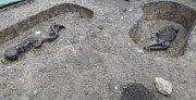 V Loděnici objeveno sídliště a pohřebiště z konce eneolitu a z počátku dobry bronzové.
