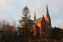 K pamětihodnostem Kobeřic patří bezesporu Kostel Nanebevzetí Panny Marie.