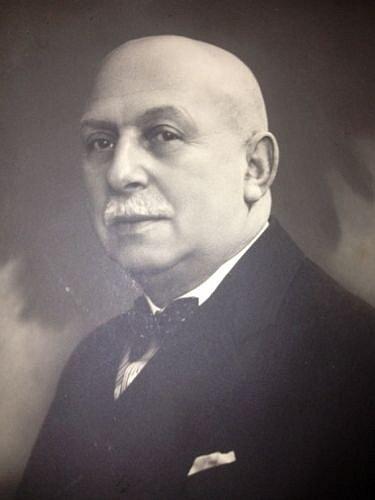 Zakladatel slavné opavské drogerie Mořic Altschul.