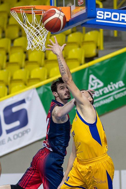 BK Opava-Basket Brno