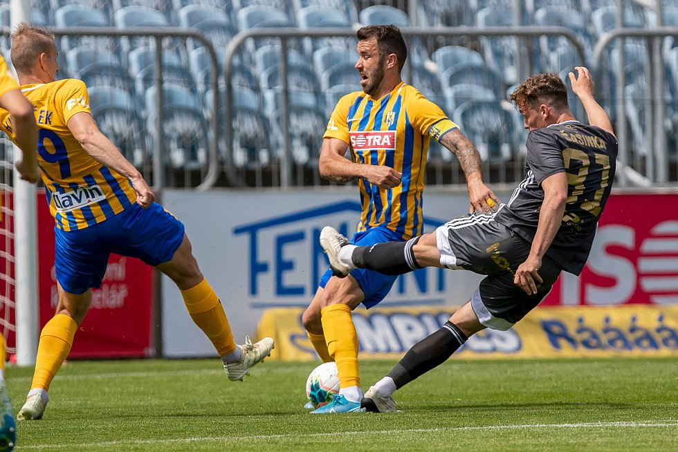 Příprava,Fortuna:Liga,SFC Opava.Baník Ostrava 1:1