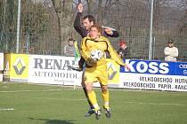 V úterý neměl svůj den ani Petr Žižka, sice toho hodně naběhal, gól nedal.