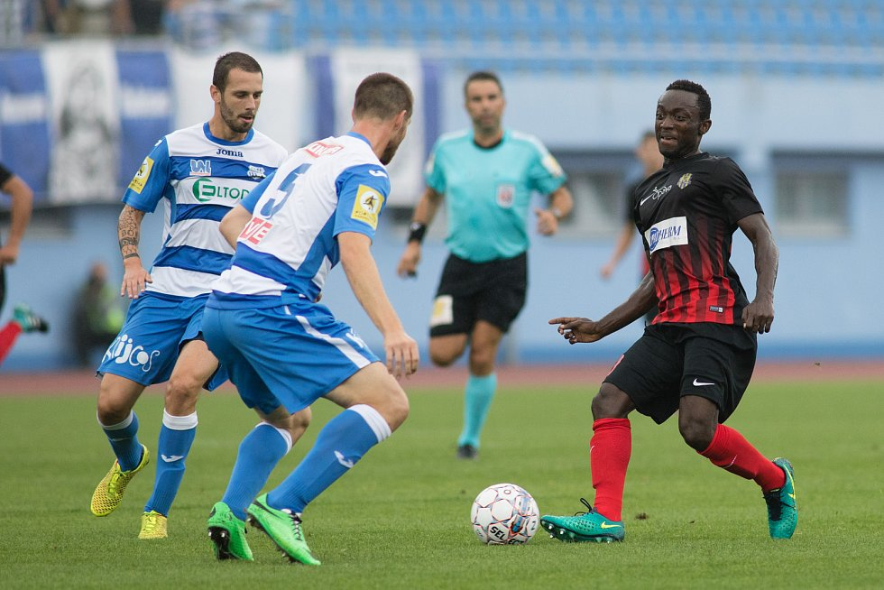 FK Ústí nad Labem – Slezský FC Opava 2:5