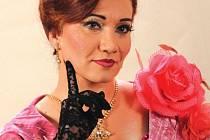 Představitelka hlavní ženské role Katarína Jorda Kramolišová.