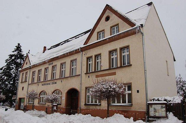 Národní dům v Hradci nad Moravicí loni oslavil sto let své existence. Teď ho čeká zásadní rekonstrukce.