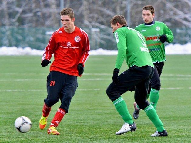 Fotbal Třinec - FC Hlučín 0:2