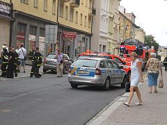 Ve čtvrtek, krátce před dvanáctou hodinou byl na dispečink hasičů ohlášen požár, ke kterému došlo v jednom z činžovních domů v Pekařské ulici v samotném centru Opavy. Evakuováno muselo být celkem sedm osob.