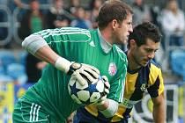 Slezský FC Opava - FK Fotbal Třinec 2:2, na penalty 3:2