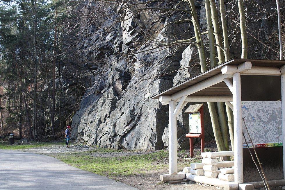 V Kružberku se v minulosti  natáčel devítidílný seriál podle scénáře Jaroslava Dietla Velké Sedlo.