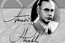 Přebal knihy Arnošt Rychlý a jeho bezručovské inspirace, jejímž autorem je Karel Boženek.