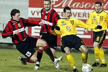 FC Vysočina Jihlava - Slezský FC Opava 3:0