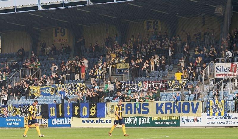 Slezský FC Opava – SK Sulko Zábřeh 2:2
