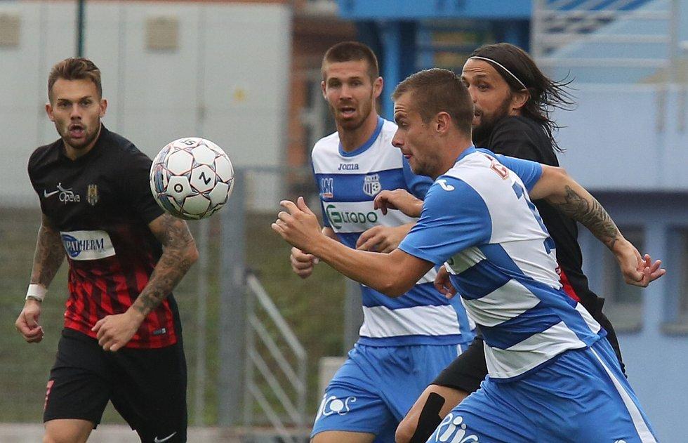 FK Ústí nad Labem - Slezský FC Opava 2:5