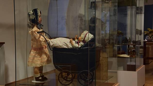 VÝSTAVA Vánoce v měšťanské rodině v Muzeu Hlučínska.
