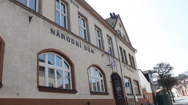 Národní dům - Hradec nad Moravicí.