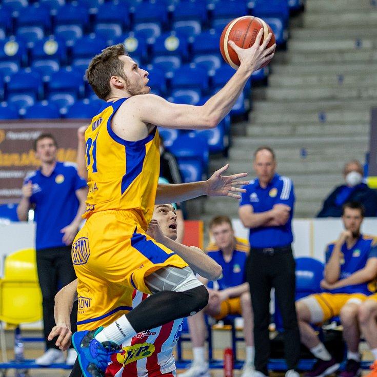 BK Opava - BK JIP Pardubice 99:89