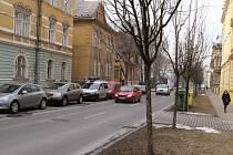 Oprava kanalizace uzavře úsek od Olomoucké ulice po Denisovo náměstí.