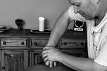 Martin Juroška do každé masáže dává kus sebe.