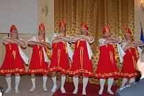 Ztepilé postavy a ladný tanec – to jsou mužoreti z Hlučínska.