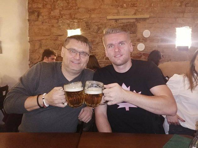 Jakub Swiech chce prorazit  jako trenér.